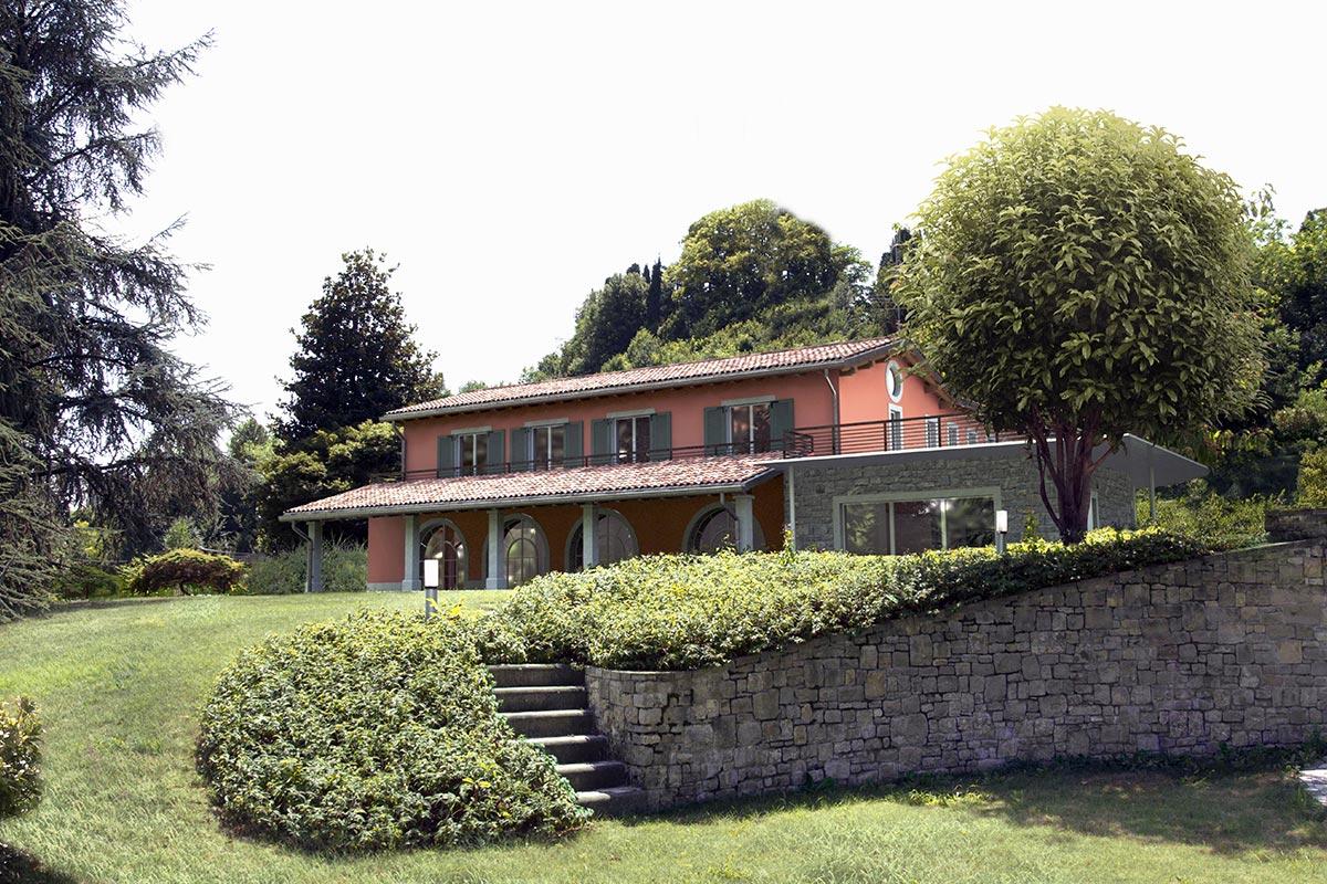 Edificio residenziale Bergamo