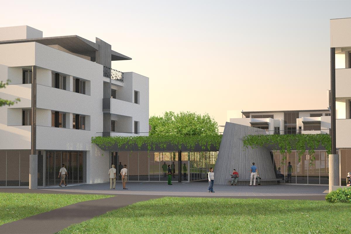 Edifici residenziali Peschiera del Garda