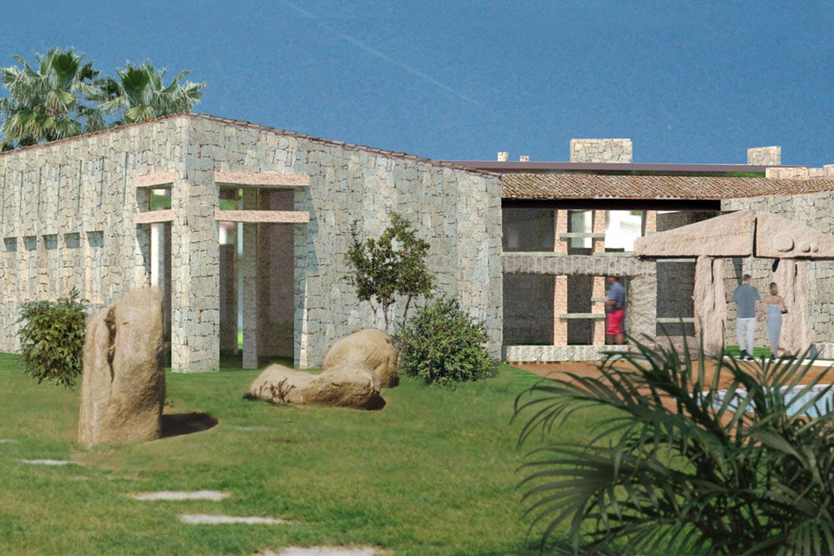 Villaggio turistico – Sardegna